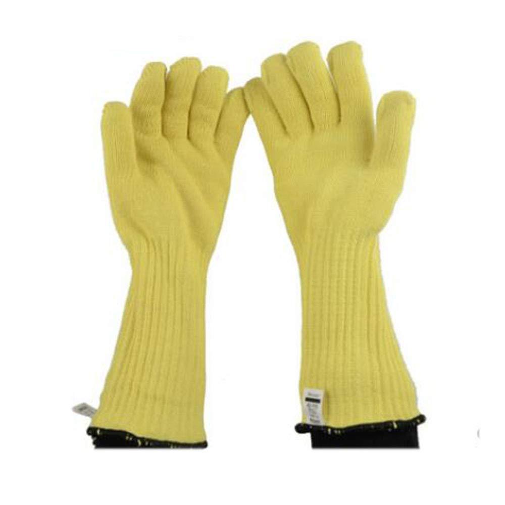 vendite calde KYCD Gloves Guanti Anti-scottatura Antinfortunistica per Indumenti Resistenti Resistenti Resistenti alle Alte Temperature  si affrettò a vedere