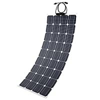 Tishi Hery 100 Watt Solar Panel Charger