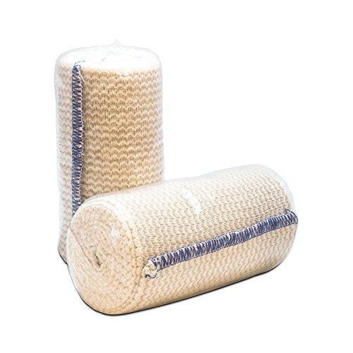 Matrix Velcro Elastic - Elastic Bandage, Latex Free, Self Closure, 4