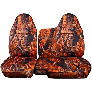 amazon com 2004 2012 chevy colorado gmc canyon camo truck seat
