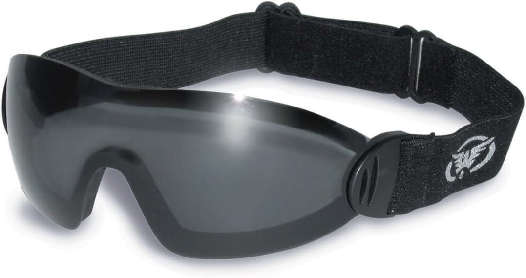 Global Vision - Gafas irrompibles de jockey (UV400, para carreras de caballos, incluye bolsa)