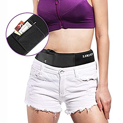 LIRISY Belly Band Holster for Concealed Carry, Neoprene Waist Band Handgun Carrying System, Elastic Hand Gun Holder for Pistols Revolvers for Men and Women