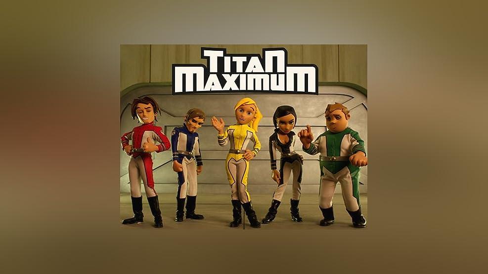 Titan Maximum - Season 1