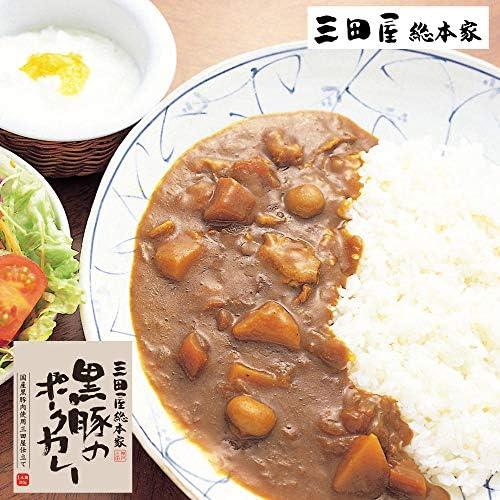 三田屋総本家 黒豚のポークカレー20食