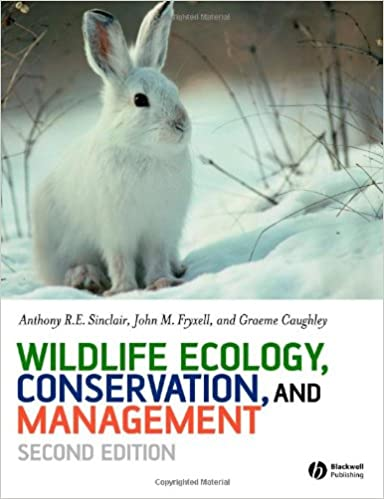 Wildlife ecology conservation and management anthony r e wildlife ecology conservation and management 2nd edition fandeluxe Image collections