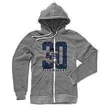 Alex Wilson Clutch B Detroit Men's Zip Hoodie