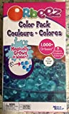 Orbeez Color Pack Refill Kit (Teal, Orange, Blue) by Maya Group