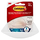 Tools & Hardware : Command Strips BATH14-ES Command™ Soap Dish With Water-Resistant Strips