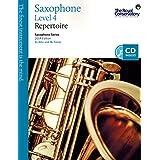 Music RCM Saxophone Series 2014 Edition - Repertoire 4