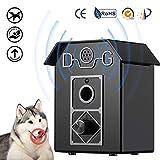 Best Dog Silencers - Kaiercat Ultrasonic Anti-Bark Device, Dog Bark Deterrents, Waterproof Review