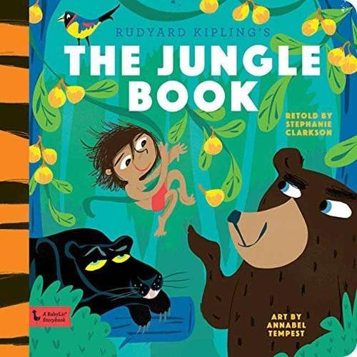 (The Jungle Book: A BabyLit Storybook)