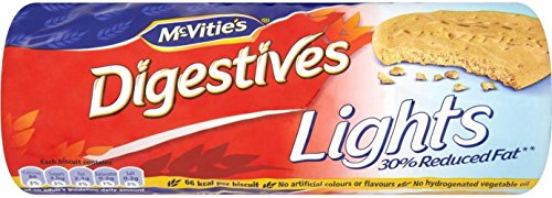McVitie's Lights Digestives (400g) - Pack of 6