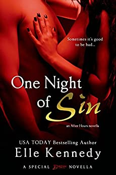 One Night of Sin (After Hours) by [Kennedy, Elle]