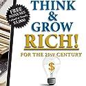 Think & Grow Rich - Mega Audio Pack  Audiobook by Napolean Hill, Jamie McIntyre Narrated by Jai Hutcherson, Bob Hennesy, Jamie Nesvold