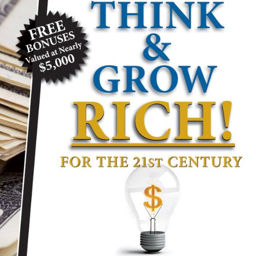 Think & Grow Rich - Mega Audio Pack Audiobook [Free Download by Trial] thumbnail