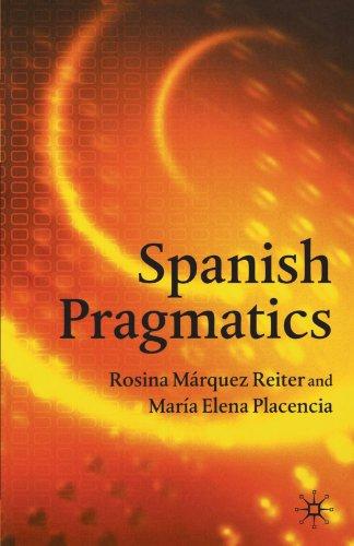 Spanish Pragmatics