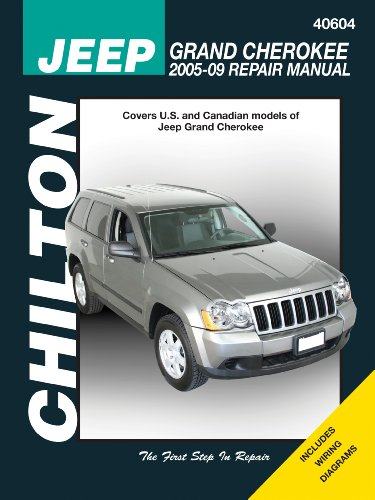 Jeep Grand Cherokee, 2005-2009 (Chilton's Total Car Care Repair Manuals)