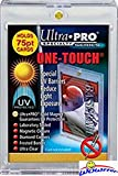 (5) Ultra Pro One Touch Magnetic Card Holders