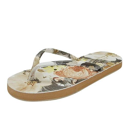 Sandalias Mujer Zapatillas Damas Zapatos Verano Plataformas Lanskirt 0wnOPk