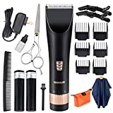 WARMLIFE Cord/Cordless Hair clippers electric Hair trimmers for Men Kids and Babies