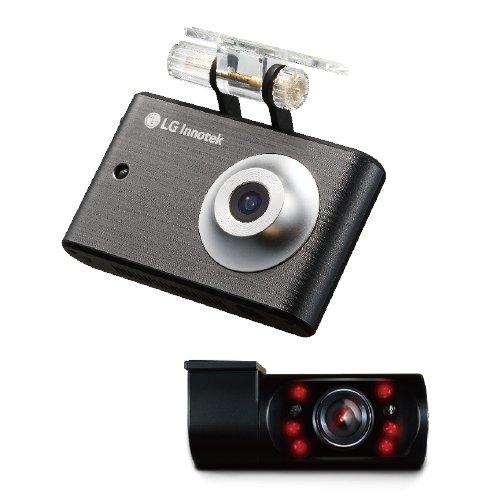 赤外線LED搭載で、夜間の車内もバッチリ撮影 Alive LGD-IR100 LGD-IR100 B01M134H2A