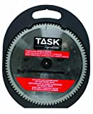 Task Tools T24755 12-Inch Task Signature Saw Blade with  Compound...