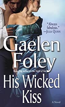 His Wicked Kiss by [Foley, Gaelen]