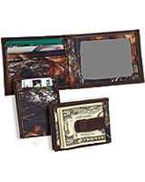 Casual Series Front Pocket Wallet with Mossy Oak Breakup Camo Pattern