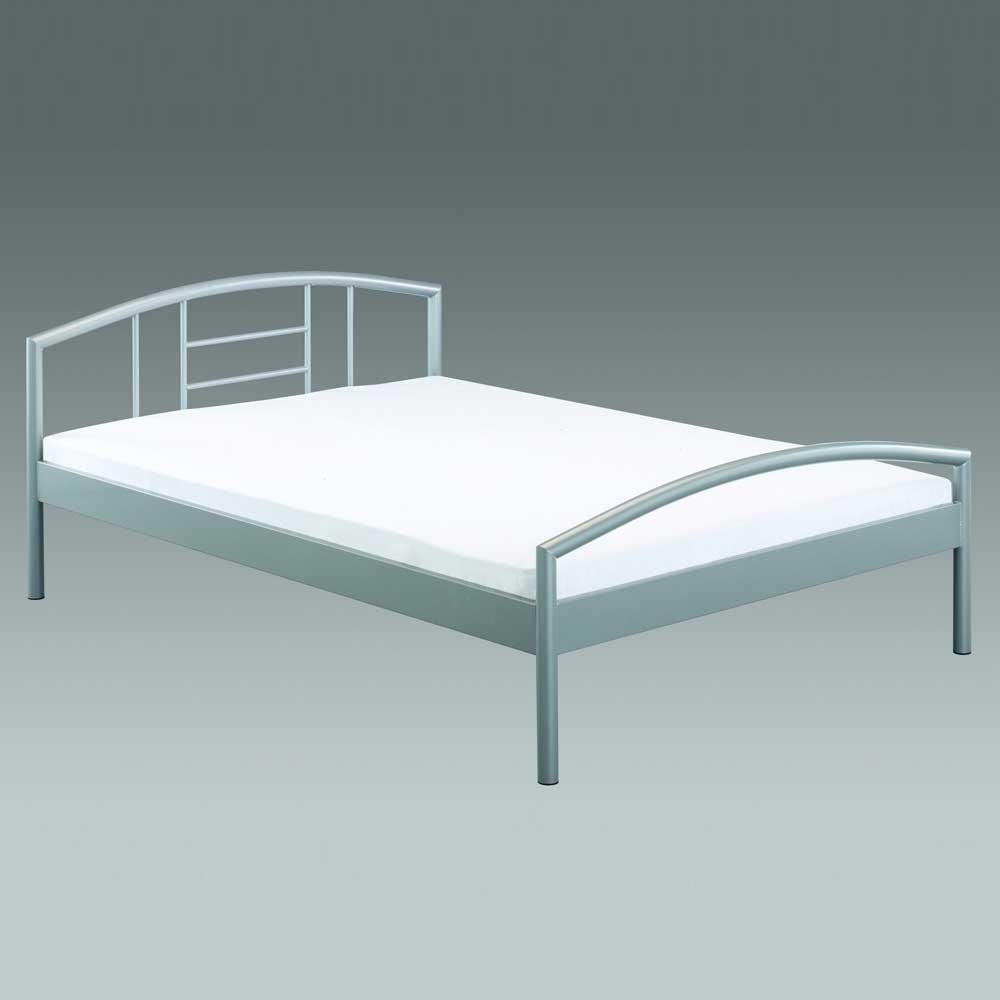 metallbett 140 200 schwarz. Black Bedroom Furniture Sets. Home Design Ideas