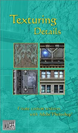 Amazon com: Texturing Details with Photoshop [VHS