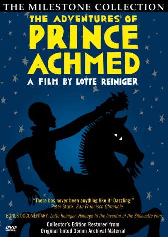 The Adventures of Prince Achmed -