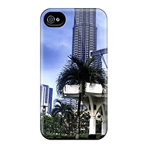 New Fashion Case Cover For Iphone 4/4s(dxMCYRX10563KdSUc)