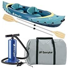 Sevylor Clear Creek 2-Person Kayak Combo