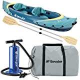 Coleman Clear Creek 2-Person Kayak Combo