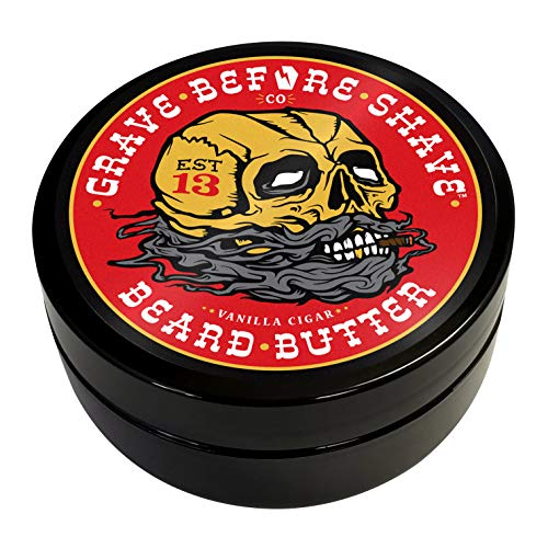Grave Before Shave Cigar Butter