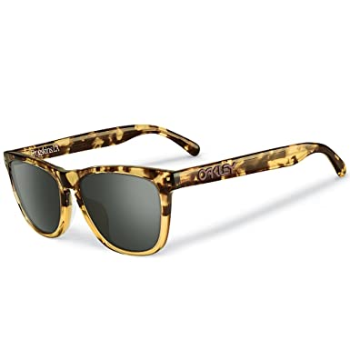 30c39bd35cd Image Unavailable. Image not available for. Color  Oakley Frogskins LX  Adult Asian Fit Sunglasses ...