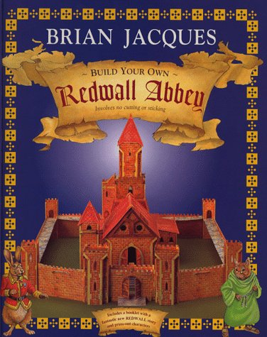 Redwall Abbey - Book  of the Redwall