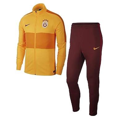Nike GS M Nk Dry Strk TRK Suit K Chándal, Hombre: Amazon.es: Ropa ...