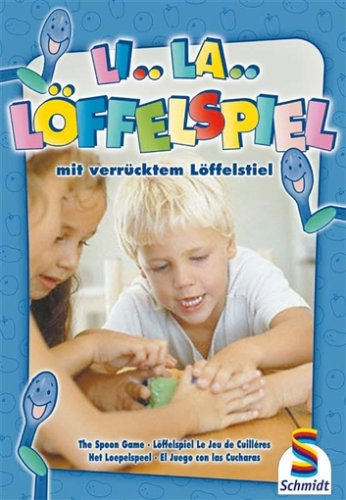 Schmidt Spiele - Li..La..Löffelspiel