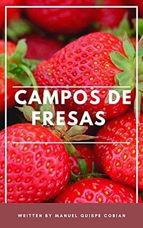 Campos de Fresa eBook: Quispe Cobian, Gilber Manuel