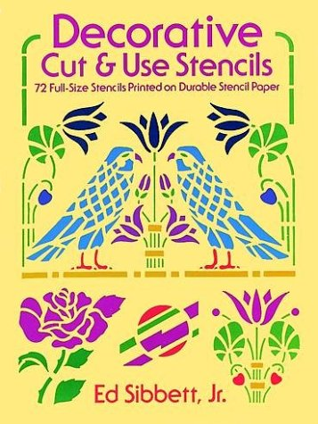 Decorative Cut & Use Stencils (From Stencils and Notepaper to Flowers and Napkin Folding)