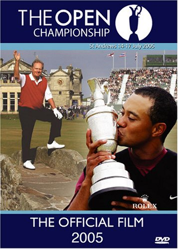 2005 British Open Dvd - The Open Championship - The 2005 Official Film