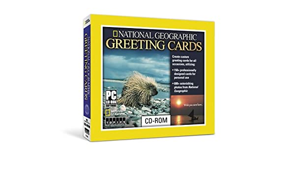 Amazon national geographic greeting cards jewel case m4hsunfo