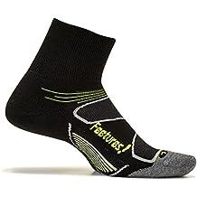Feetures! - Elite Max Cushion - Quarter - Athletic Running Socks for Men and Women