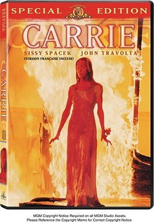 Amazon com: Carrie (1976): Sissy Spacek, John Travolta