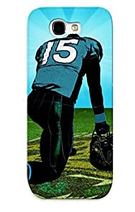 High-quality Durability Case For Galaxy Note 2(jacksonville Jaguars Nfl Footballhq )