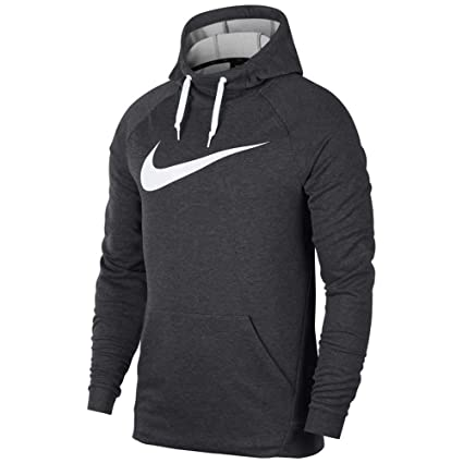 Amazon.com  NIKE Men s Dry Pullover Swoosh Hoodie 13ac8e836af4