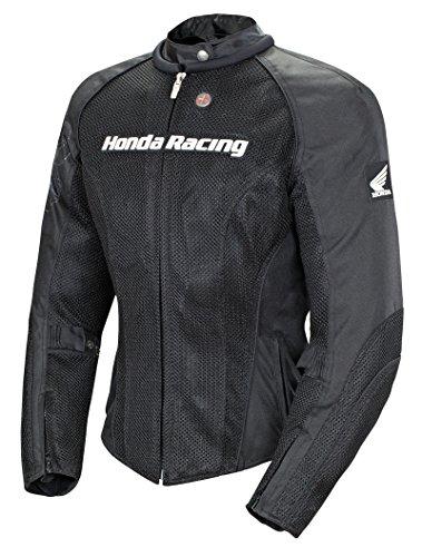 Joe Rocket Honda Racing Speedmesh Mesh Jacket Black/Black Womens XL