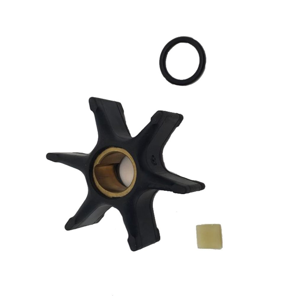 Max Motosports Water Pump Impeller for Johnson/Evinrude Outboard Motors 90-300hp Repl. 5001593