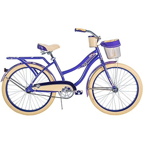 """Huffy DELUXE 24"""" CLASSIC CRUISER"""